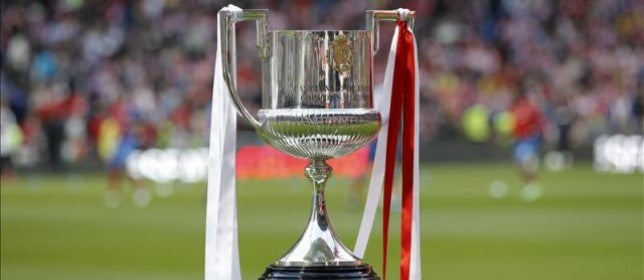 FÚTBOL: COPA DEL REY: RCD ESPANYOL - SEVILLA FC