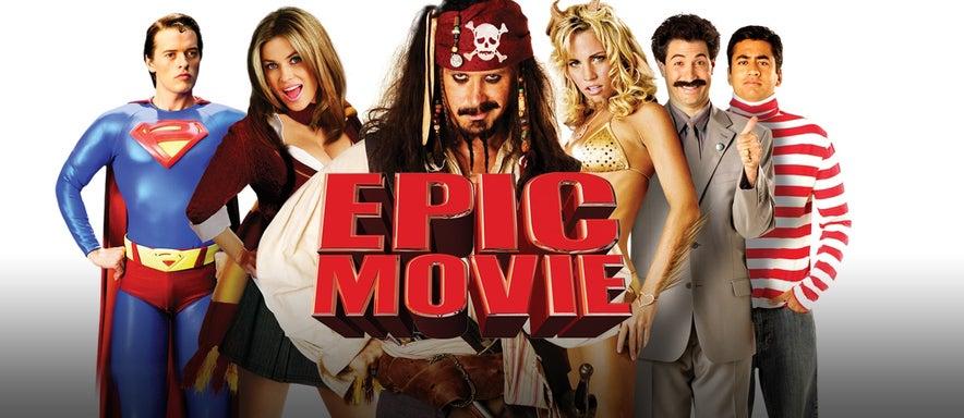 CINE: EPIC MOVIE