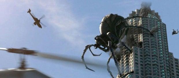 CINE: SPIDERS