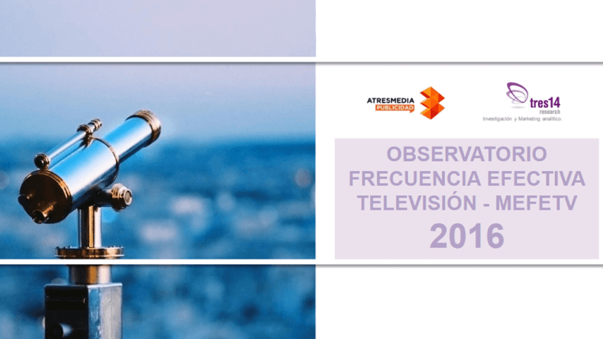 Observatorio Frecuencia Efectiva Televisión-MEFE
