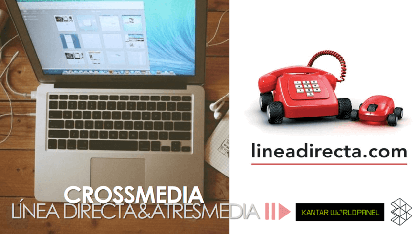 Crossmedia Linea Directa y Atresmedia