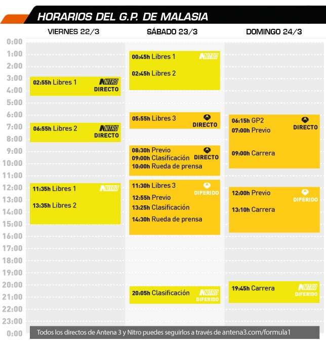 GP de Malasia 2013 Horarios_gp_2013_malasia
