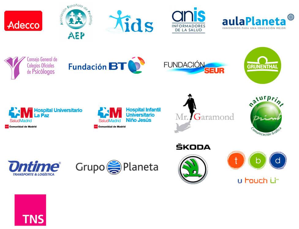 Colaboradores Fundación