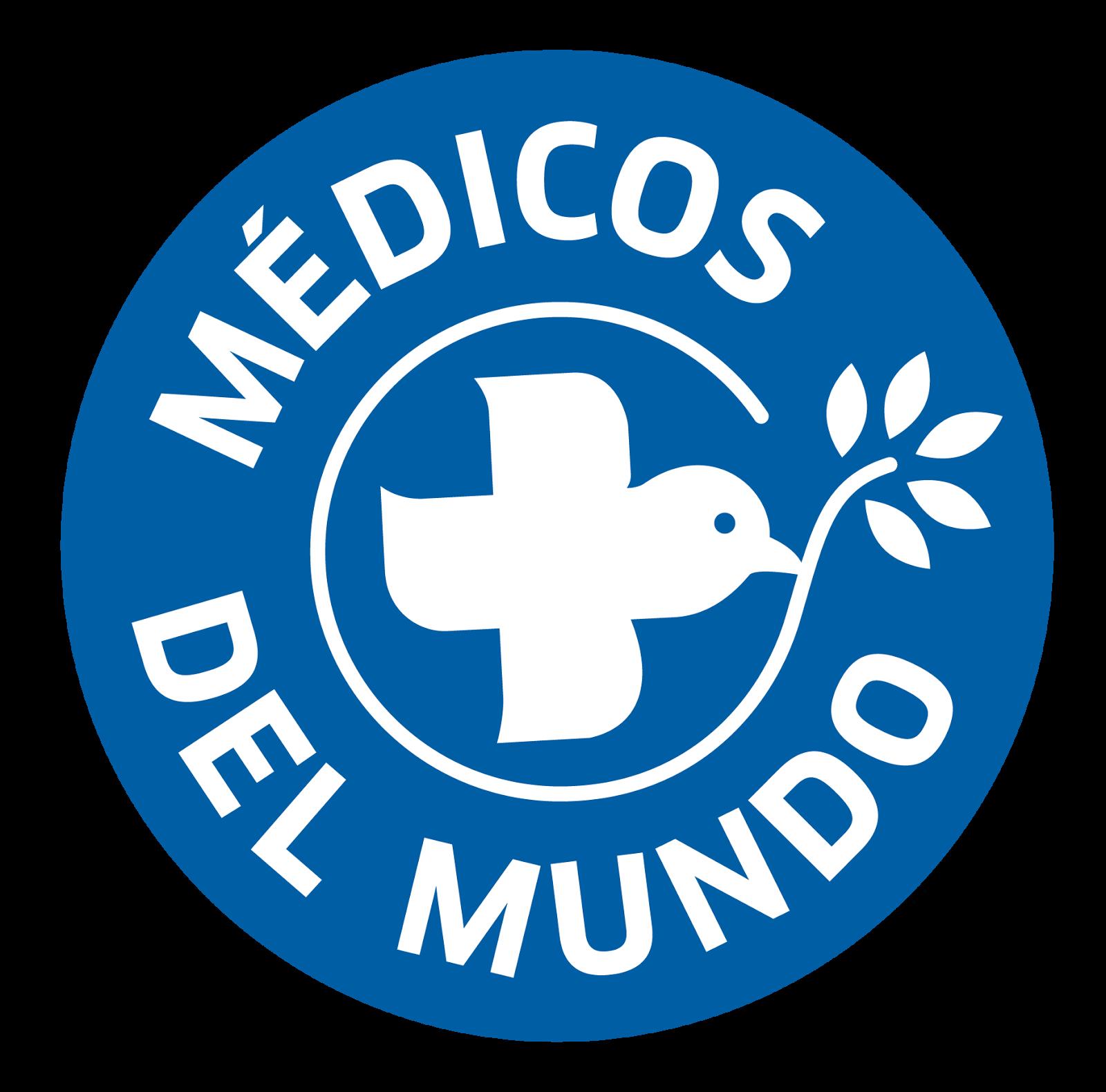 Logo Médicos del Mundo
