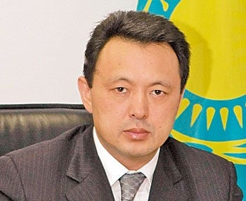 Sauat Mukhametbayevich Mynbayev