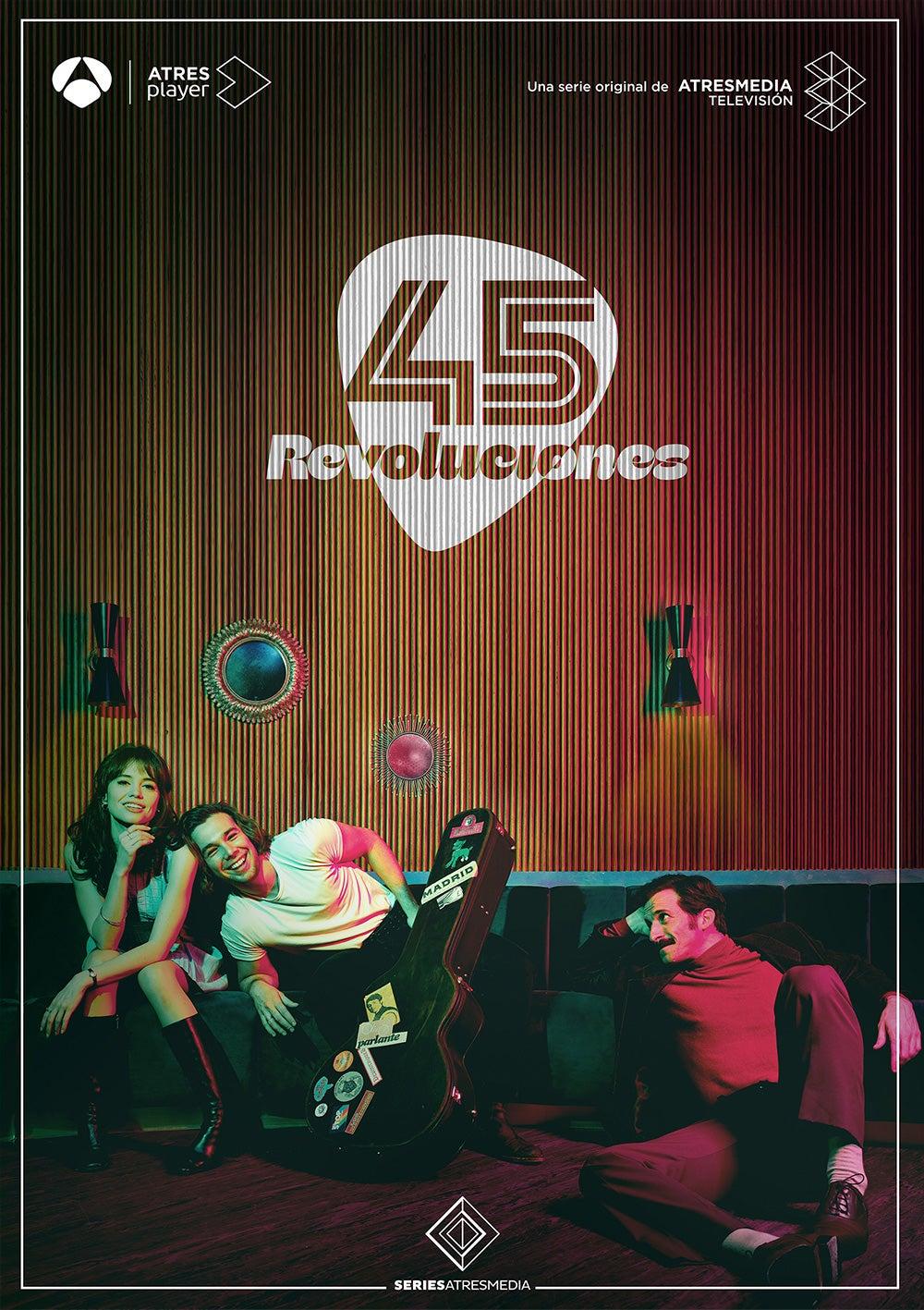 Cartel 45 Revoluciones