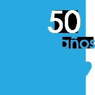 Logo 50 años