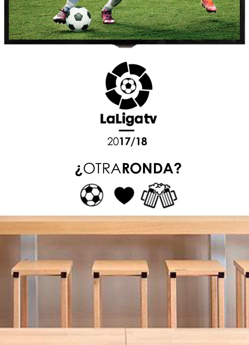 Tarifas LaLigaTV 2017-2018
