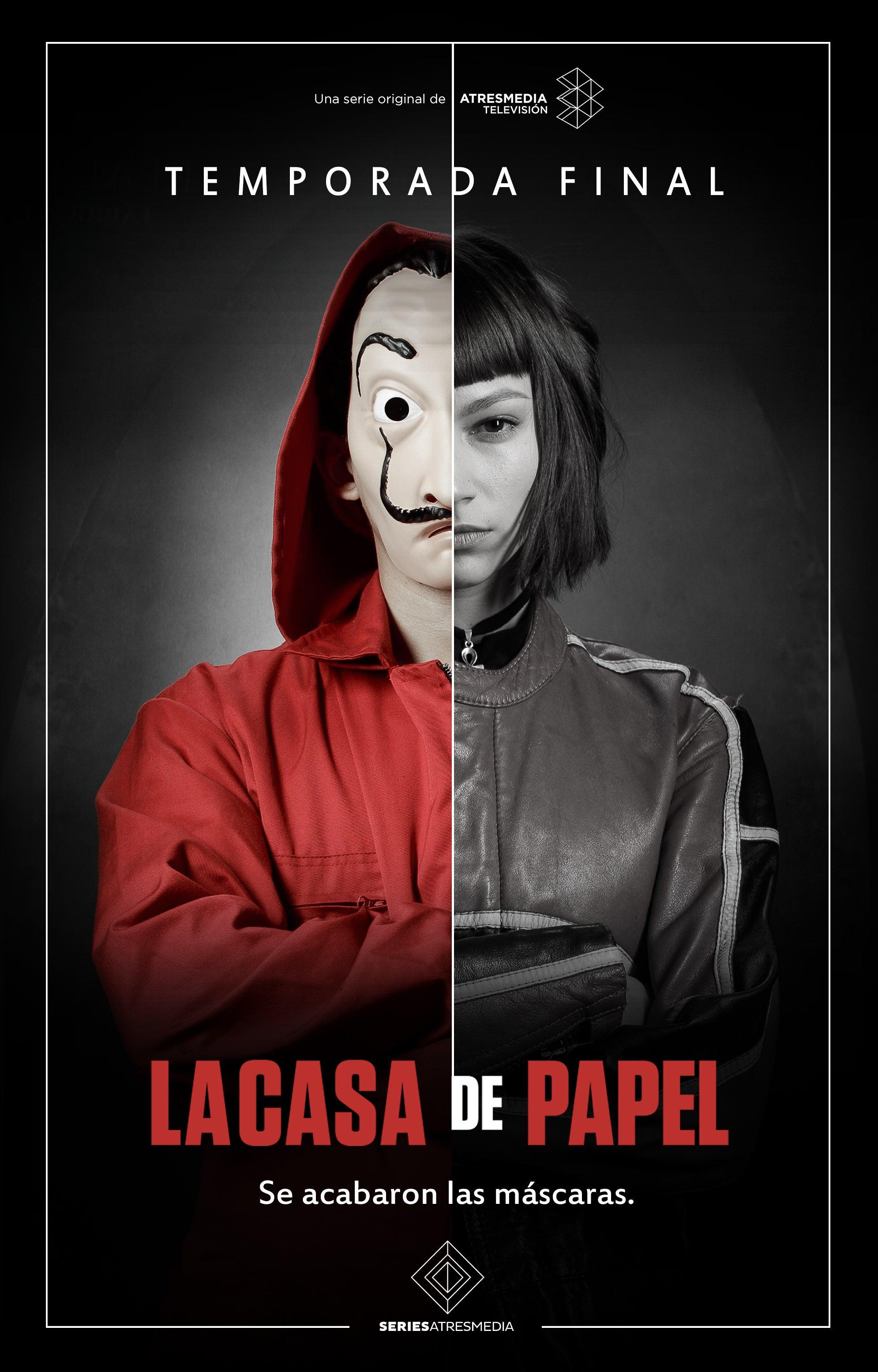 Antena 3 tv los p steres de la temporada final de 39 la for Poster de pared grandes