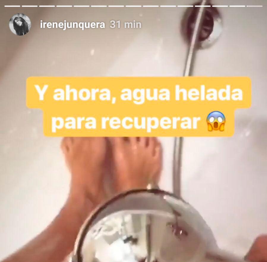 Irene Junquera Habla Del Vídeo Que Subió Desnuda A Instagram Por