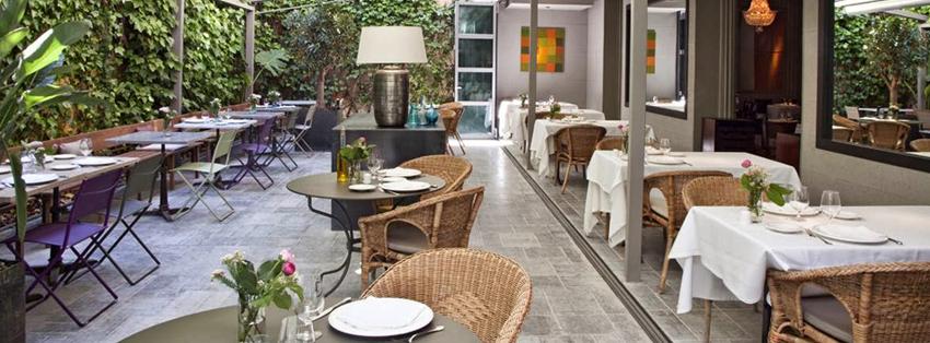 Cocinatis tres restaurantes con terraza en los que for Terraza significado