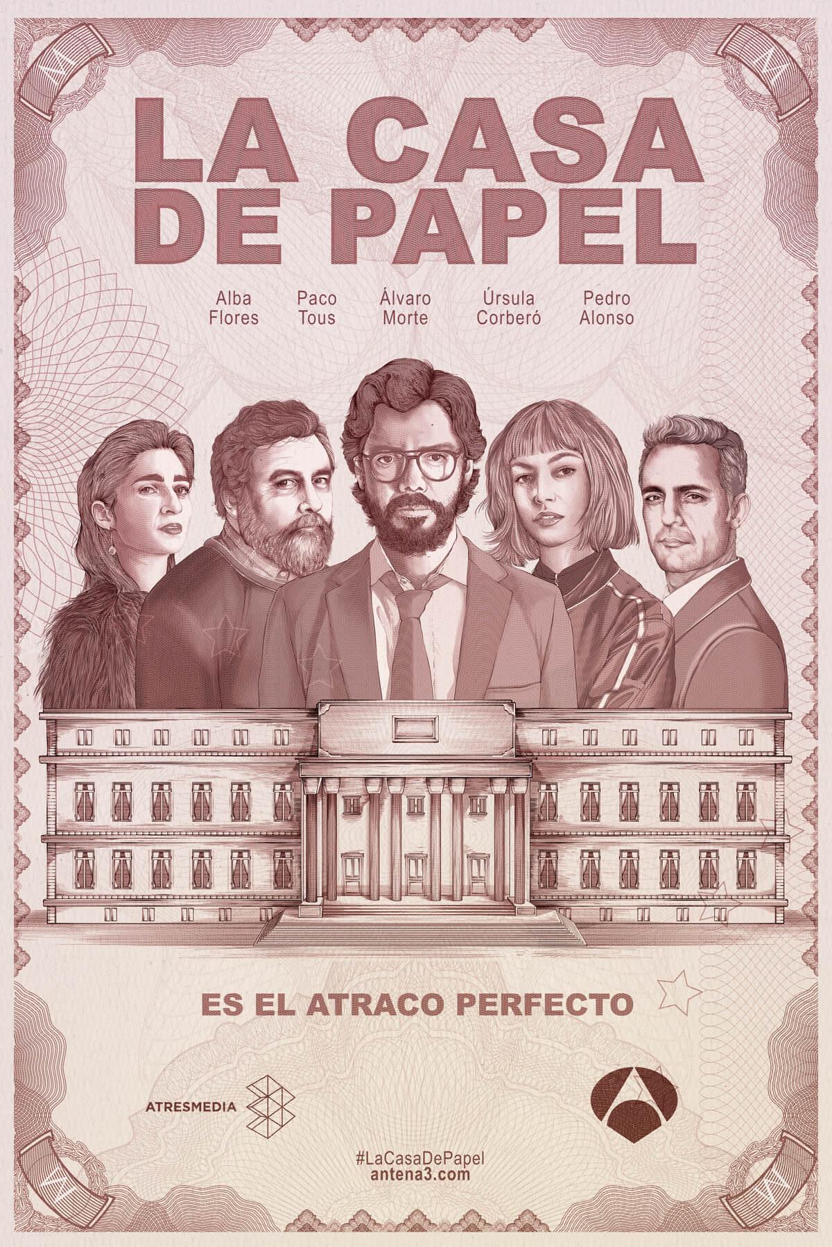 La casa de papel 1 temporada mediavida - La casa de papel temporada 2 capitulo 1 ...