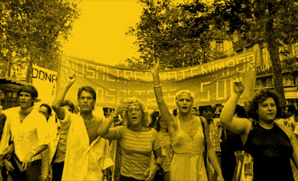 El primer Orgullo: era 1977 y los gays huían de los grises