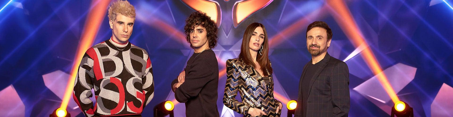 Investigadores segunda temporada Mask Singer