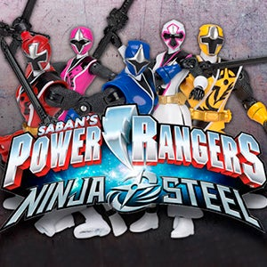 Gana un pack de Power Rangers
