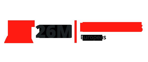Logo Elecciones Europeas 26M