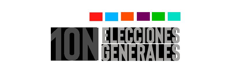 Logo Elecciones Generales 26M