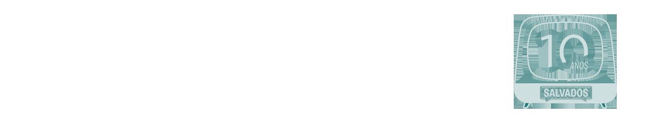 Logo 10 años Salvados