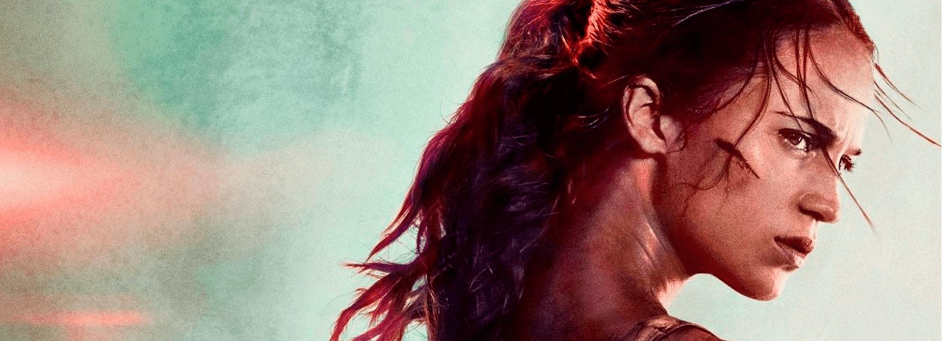Película Tomb Raider