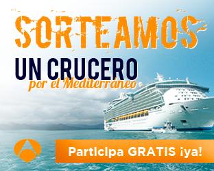 Sorteo Crucero Antena 3