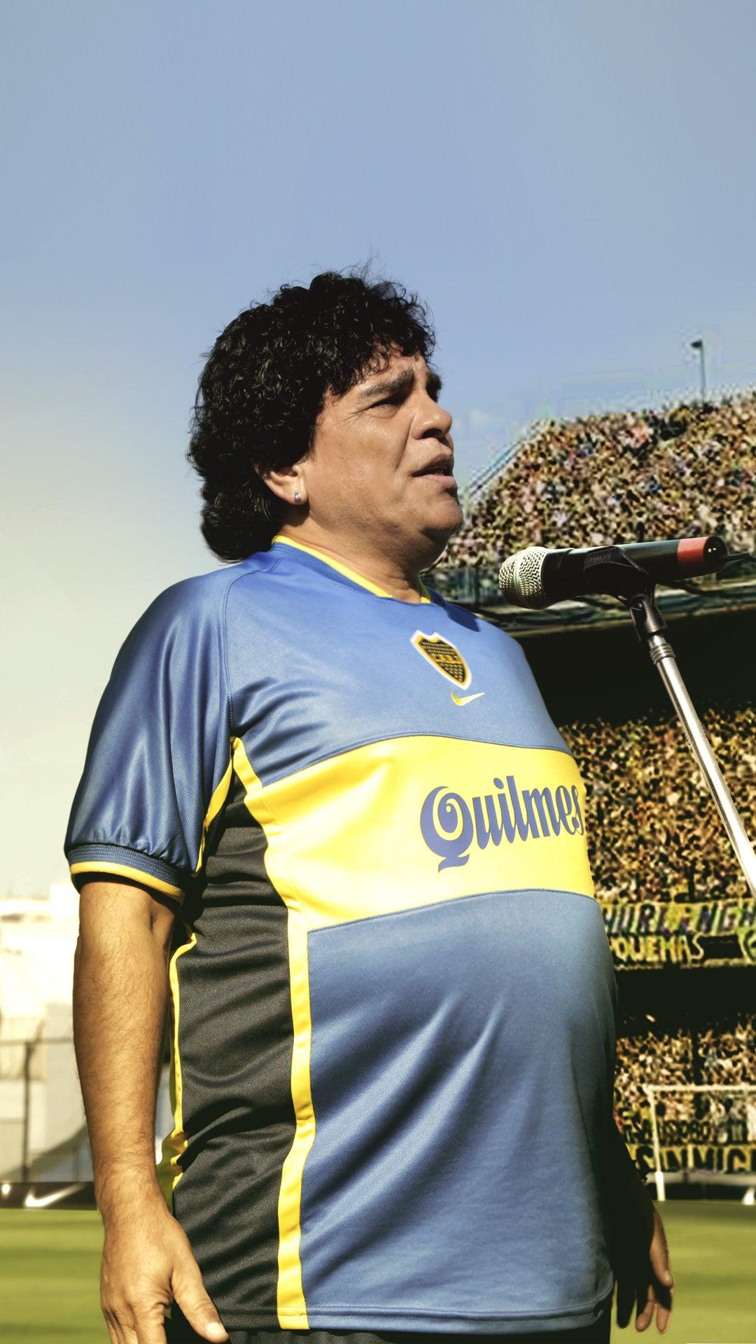 Juan Palomino da vida al futbolista tras su retirada del fútbol.
