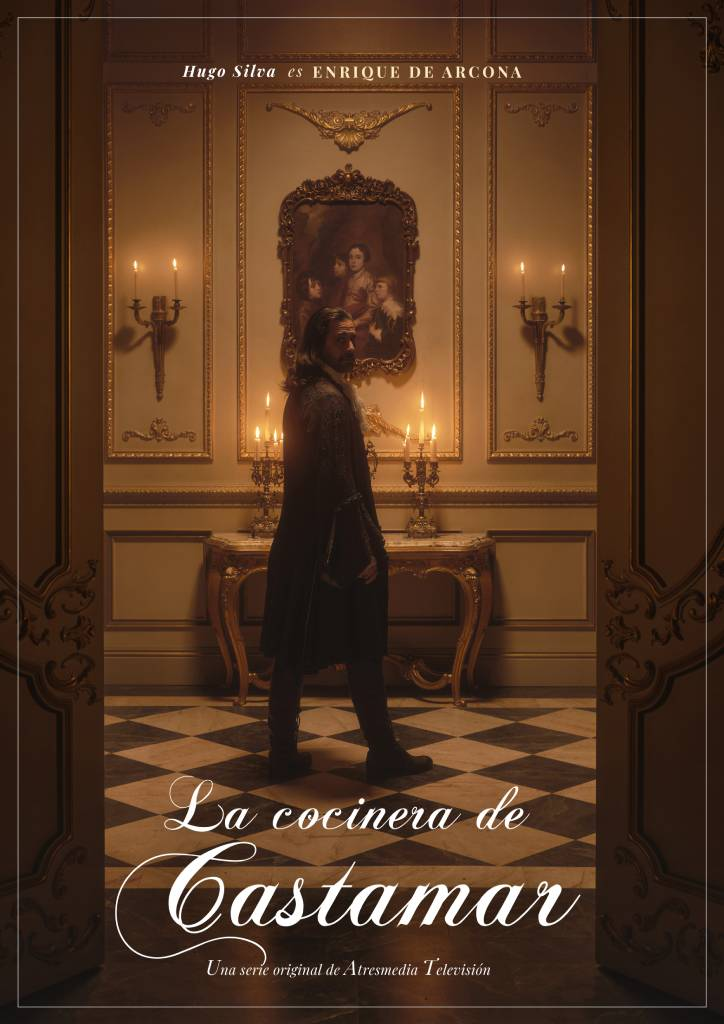 Hugo Silva en 'La cocinera de Castamar'.