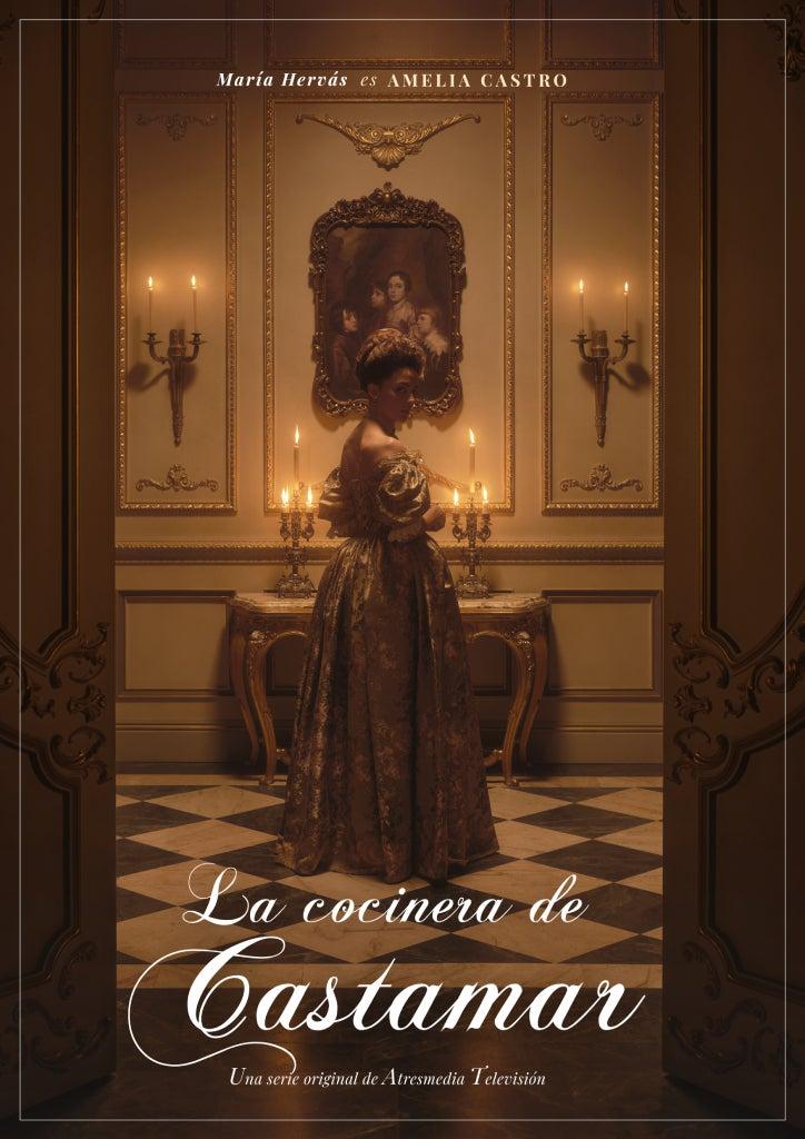 María Hervás en 'La cocinera de Castamar'.
