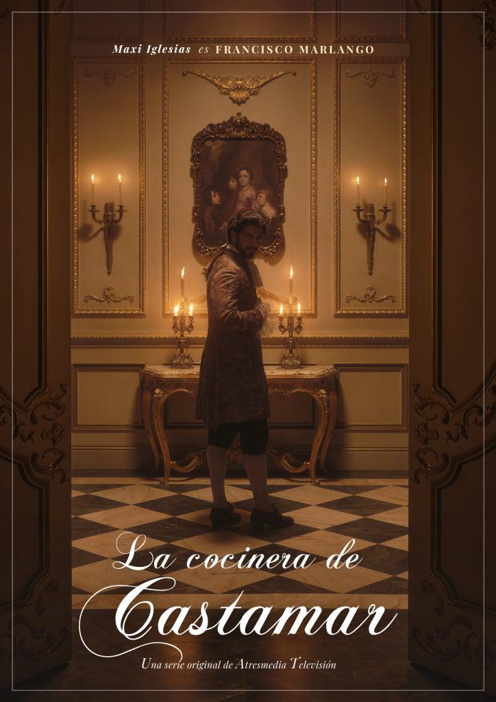 Maxi Iglesias en 'La cocinera de Castamar'.