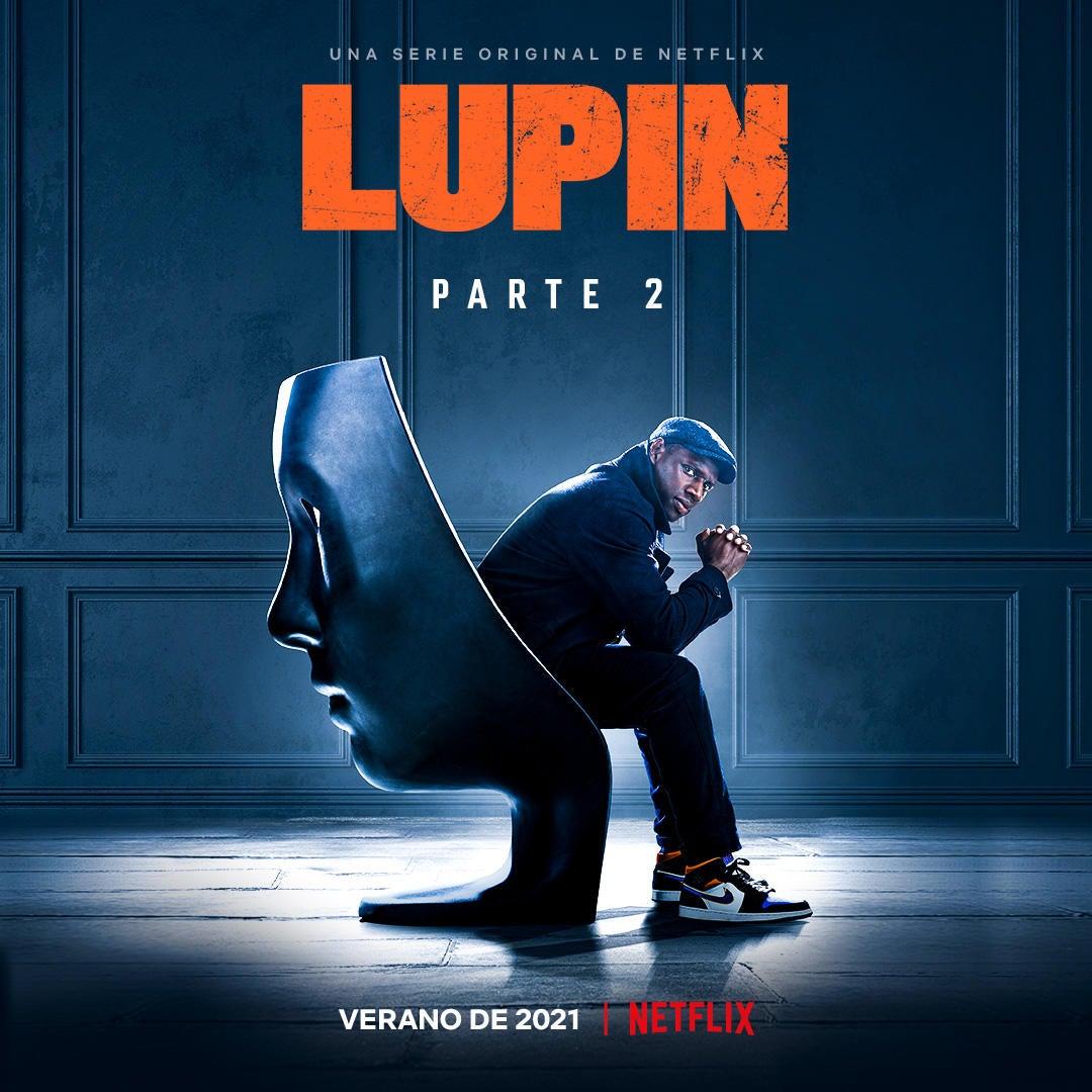 Omar Sy seguirá arrasando con su 'Lupin' en la segunda parte de la serie que se estrenará este verano