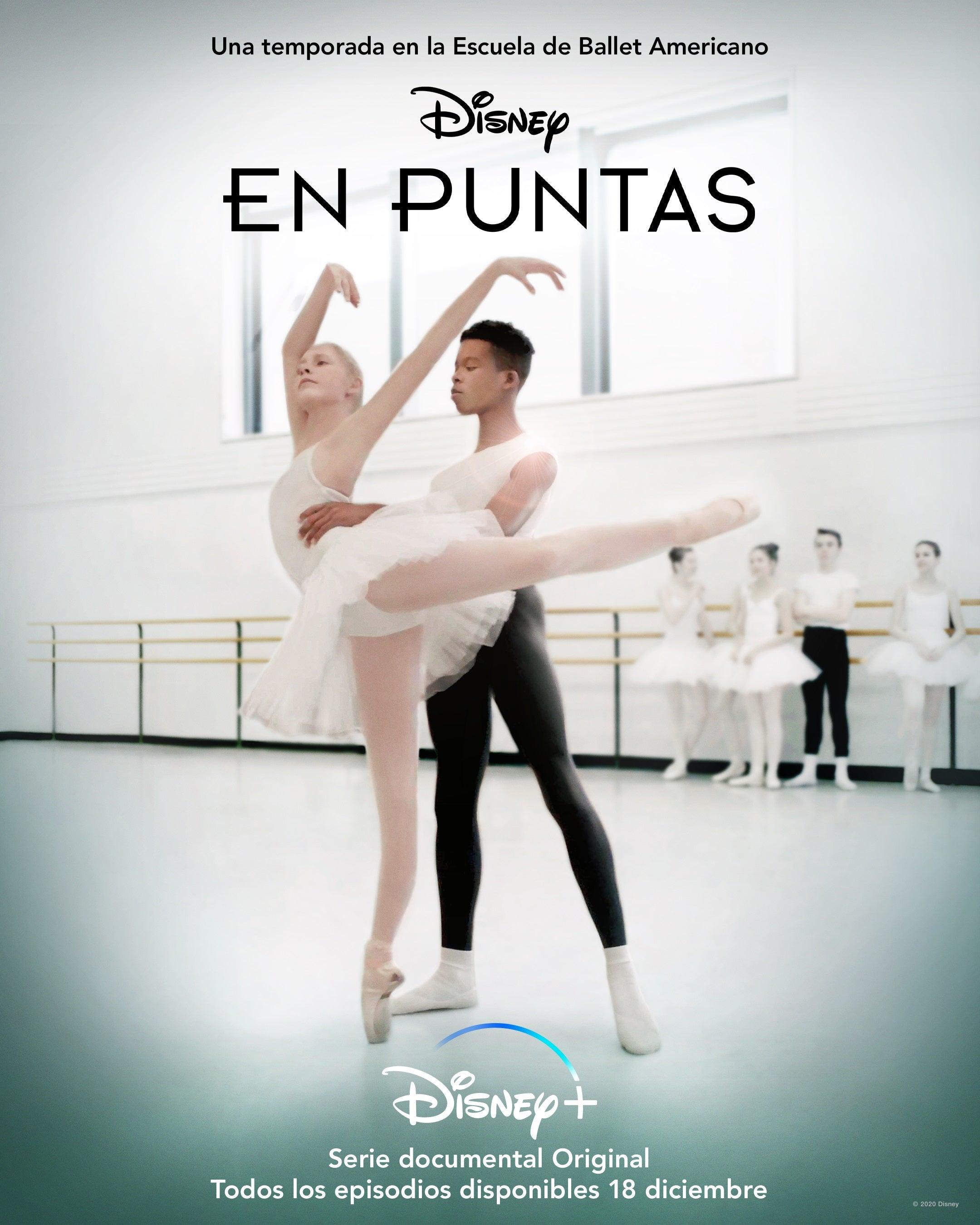 'En puntas' o el mundo visto desde una de las academias de ballet más prestigiosas del mundo.