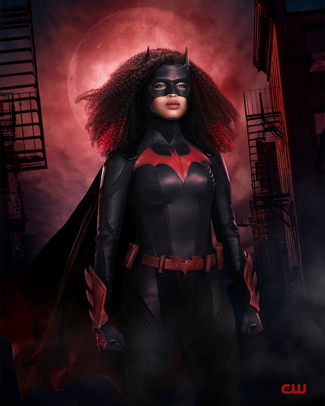Javicia Leslie está orgullosa de la imagen de la nueva Batwoman