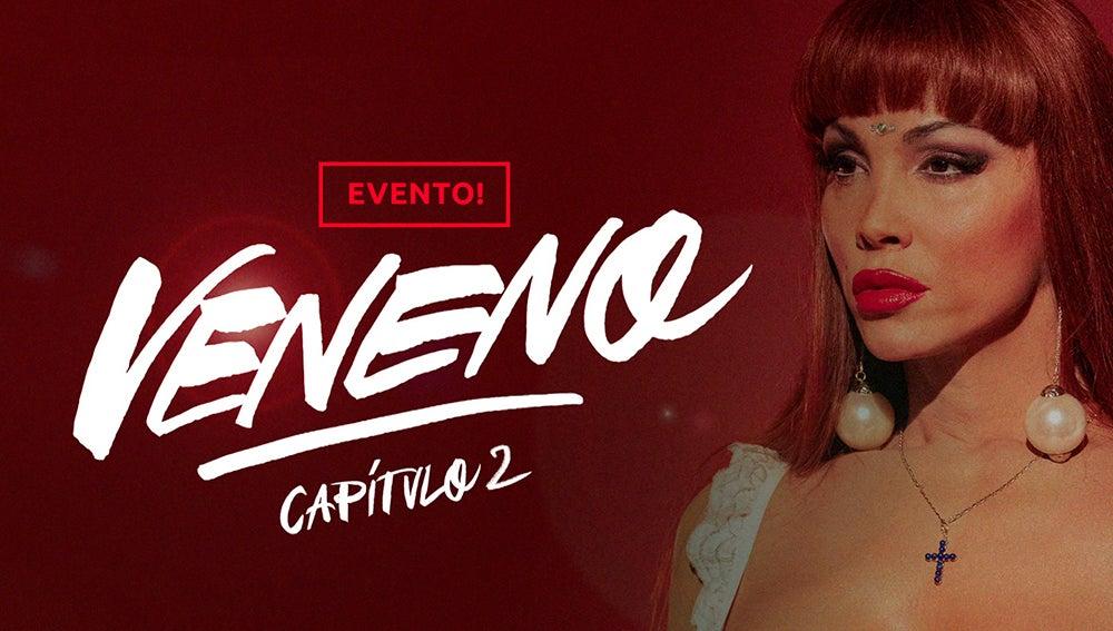Vuelve a ver el Evento! del capítulo 2 de Veneno