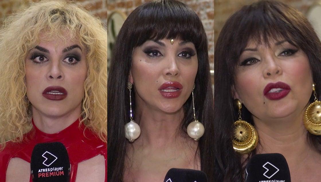 Imagen de las actrices de Veneno