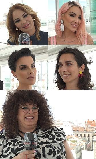 ¿Qué sienten las protagonistas de 'Veneno' al dar el pregón del Orgullo LGTBI en Madrid?